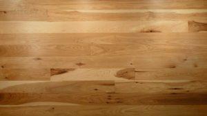 Hickory Casa Grade solid hardwood flooring