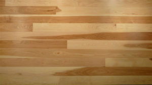 Hickory Hacienda Grade solid hardwood flooring