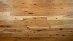 Hickory Mesa Grade solid hardwood flooring