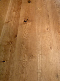 Cathedral Cut White Oak