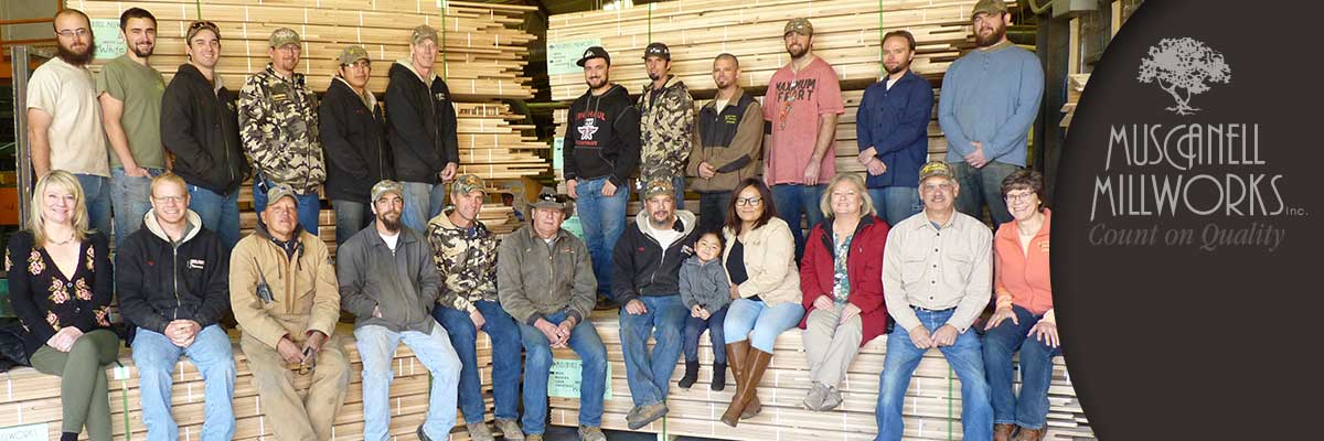 2018 Muscanell Millworks Crew