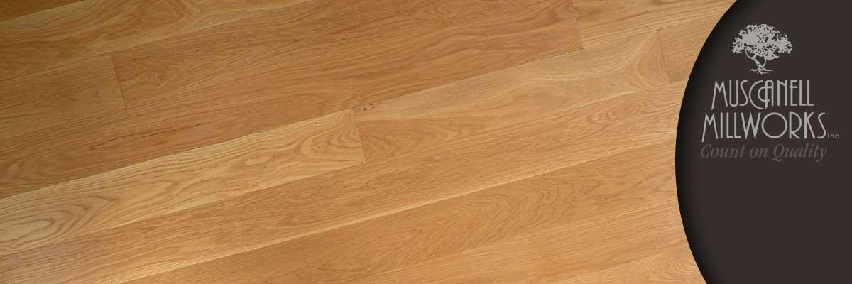 White Oak Solid Hardwood Flooring