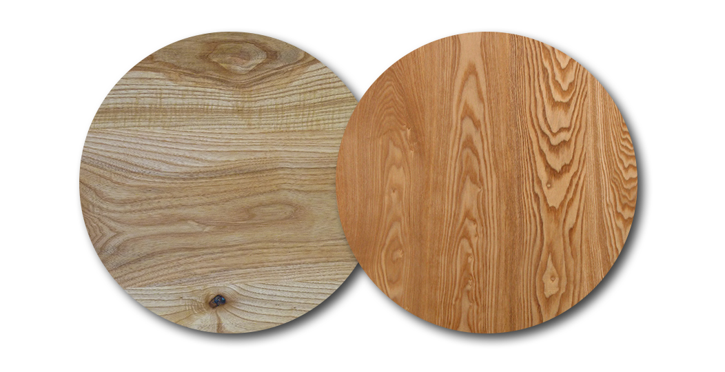 White Ash solid hardwood flooring